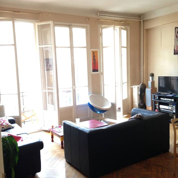 Chambre priv e dans colocation appartements louer nice for Chambre a louer nice