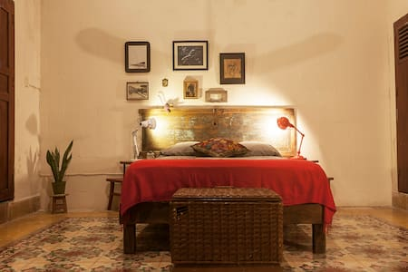 Beautiful Room in Colonial House in Campeche - Campeche - House