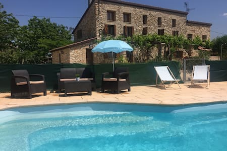 Casa Rural en el Baix Ebre - Aldover - Casa a schiera