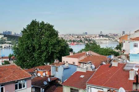 Historical Greek House with Golden Horn View - Casa