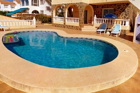 Spacious Apartment in Villa, with Private Pool - Apartment