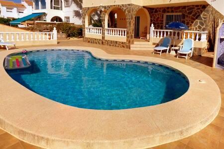 Spacious Apartment in Villa, with Private Pool - Cautivador - Apartment