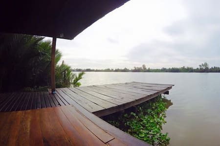 RiverBreeze(Private River House) - House