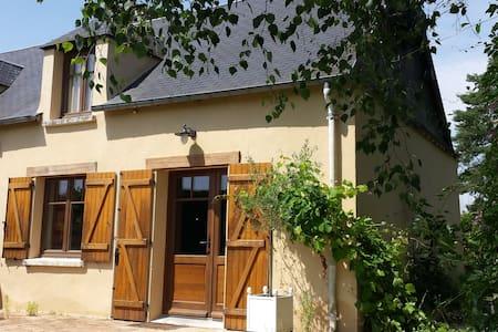 Gite rural romantique en duplex - La Boissière-École - Wikt i opierunek