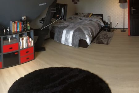 For Rent, Rooms on Le Mans 24 Hours Circuit - Dům