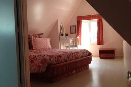 B&B DUO Mimi Pinson SDB WC privé Bayeux centre - Bayeux - Pension