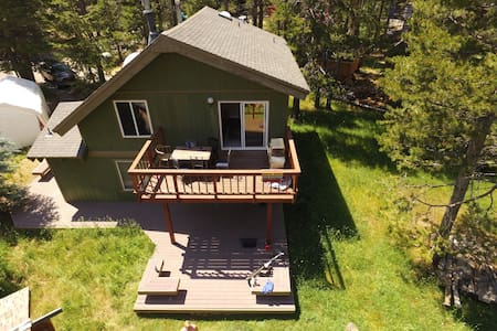 Remodeled 4BR Chalet on the Forest - South Lake Tahoe - House