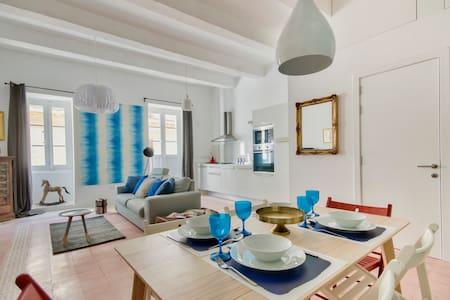 Valletta Art Loft with seaviews - Apartamento
