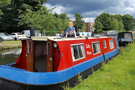 Canal House Boat - Boat