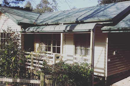 Warley Cottages - Beech Cottage - Gembrook - Blockhütte
