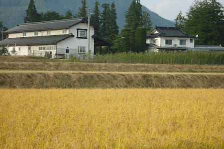 Beautiful B&B Farm in North Alps - Ōmachi-shi - Bed & Breakfast