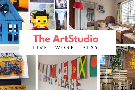 ARTSTUDIO IN THE HEART OF THE CITY - Bangalore