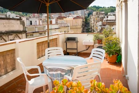 ★Sunny terrace - Central location★ - Apartment