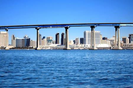 BEST Views of SD in this Ultra-Modern, Luxury 1BR - San Diego - Condominium