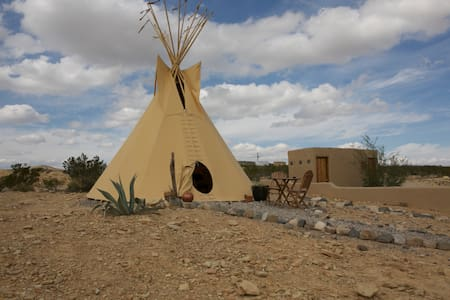 The Nomad - Tipi