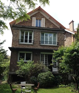 Chambre dans maison - Haus