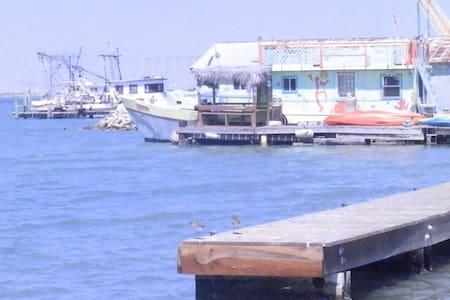 Geronimo Boathouse - Boat