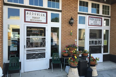 Sedgwick Antique Inn - Sedgwick - Annat