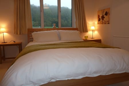 Ensuite double room, king size bed - Hambledon