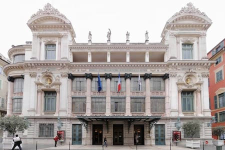 Loft Old town Nice Opera Seafront - Nizza - Loft