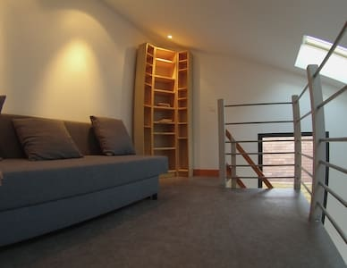 Jouy en Josas - Brand new with 2 rooms, very quiet - Jouy-en-Josas - Apartmen