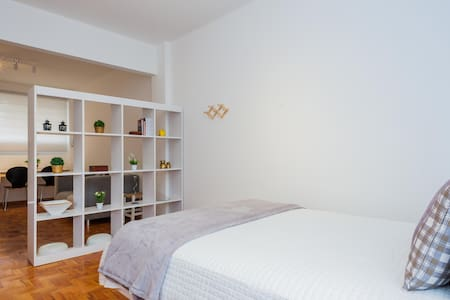 Comfortable Studio - one block from Av. Paulista - São Paulo - Appartement