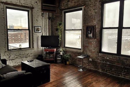 Greenpoint Artist Loft - Brooklyn - Loft