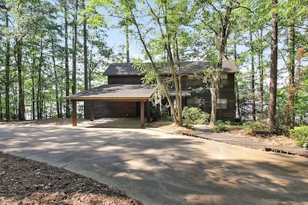 Secluded Lakefront Retreat - Forest Hill - Cabaña