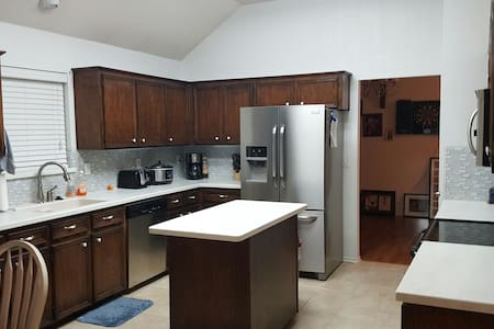 Homey 2 bedroom/1 bath with parking - Round Rock - Haus