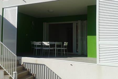 Apartmani Punta Privlaka - C1 - Privlaka - Apartemen