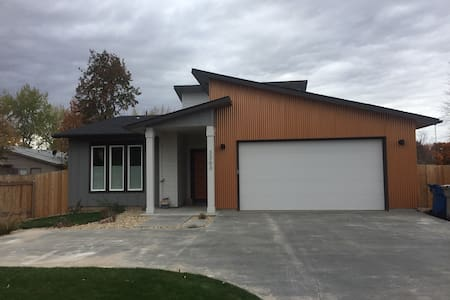 New modern house close to airport & downtown - Boise - Σπίτι