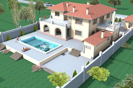 Комфортный дом для отдыха у самых гор!!! - Villa