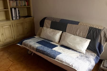 Lovely room, nice and centric neighborhood - Barcelone - Appartement
