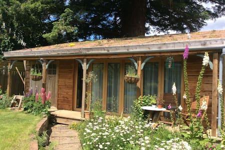 The Cabin, Totnes - Zomerhuis/Cottage