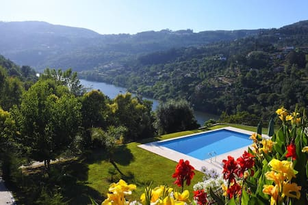 Maison sur le fleuve Douro - Espadanedo - Villa