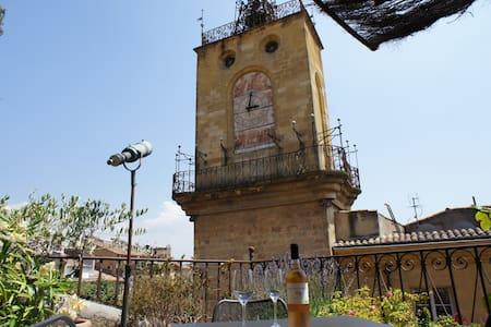 Eclipse Apartment - Historic heart Aix-en-Provence - Apartmen