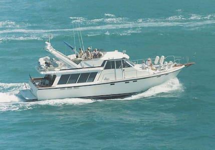 "Welcome Aboard  46' Classic Motoryacht "" Seatrek"" - Fort Lauderdale - Boot"