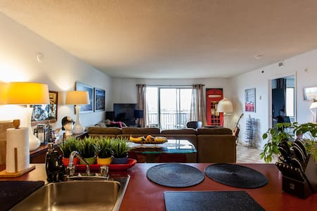 Entire fully equipped condo for you - Appartement