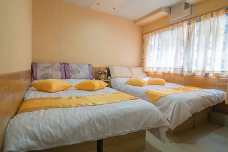 Clean and comfortable Twin Room+&My - Hong Kong - Apartment