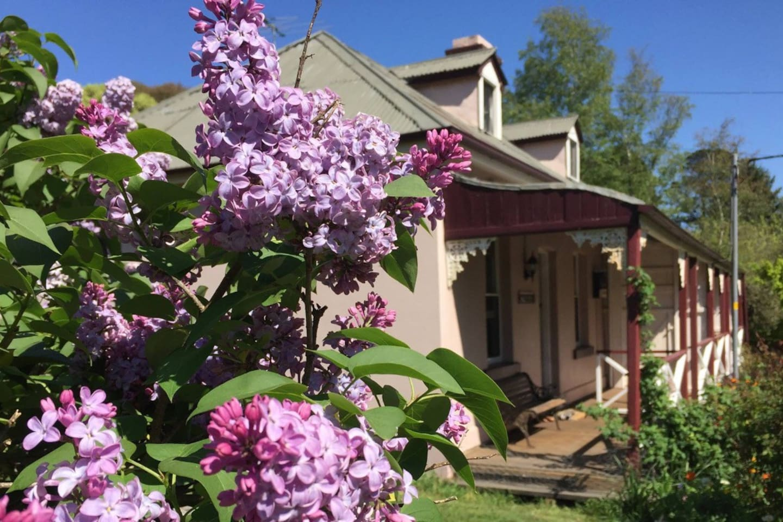 Historic Blue Mountains Cottage
