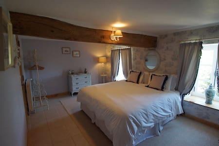 La Vrilletterie, Luzé Indre de Loire - Luzé - Bed & Breakfast