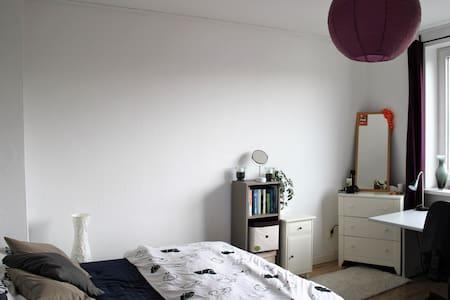 Zimmer in Studenten WG - Hamburg - Apartment