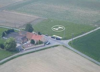 Landelijk gelegen B&B WESTHOEK - Poperinge - Aamiaismajoitus