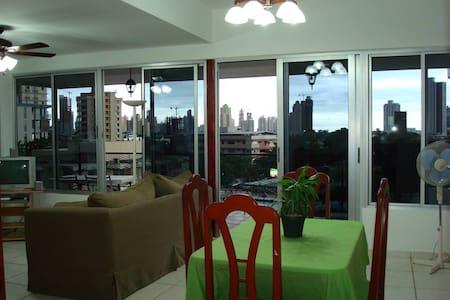 Penthouse in Panama City Center