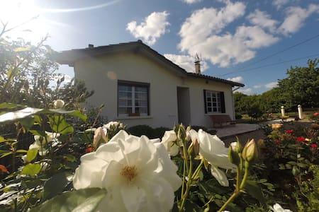 Gîte des rosiers - La Réole