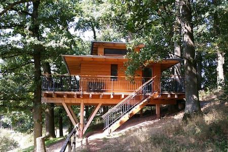 Baumhaus zum Träumen - Emskirchen