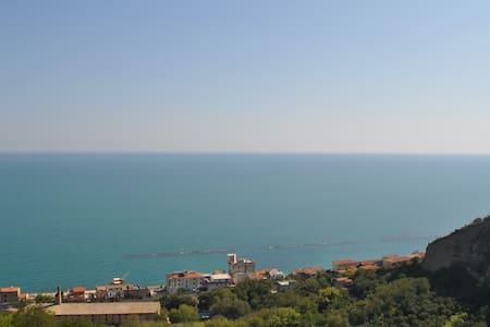 Casa con Vista sulla Costa dei Trabocchi - San Vito Chietino