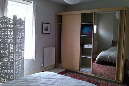 Cosy, spacious double room - House