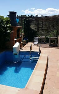 Car included. 20  to Barcelona Pool - Sant Cugat del Vallès - House