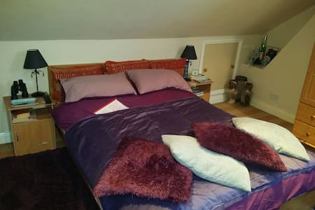 Quaint cosy DB with free parking - Hull
